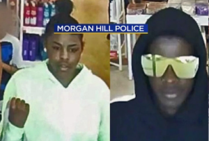 Morgan Hill police are investigating robbery Ulta beauty store