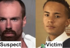 Murder Suspect and Victim