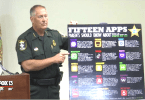Sheriff Warns Parents of 15 Apps