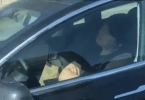 Video of Driver Allegedly Sleeping Behind the Wheel of a Tesla