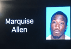 ID #19-207 Marquise Allen Wanted