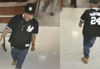 ID #19-253 Man Wanted for Allegedly Robbing Victim in Hospital