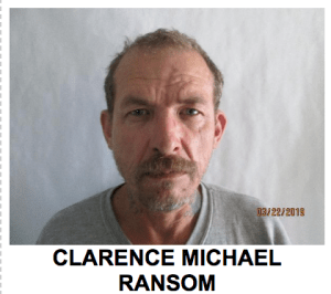 ID #19-263 Clarence Michael Ransom