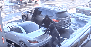 Colorado Armored Truck Robbery