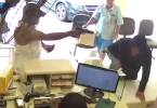 Customer shoots armed robber in Brasil