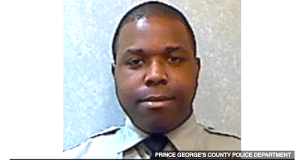 Maryland Police Officer Charged with Alleged 2nd Degree Murder