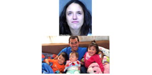 Woman Allegedly Smothered to Death Her Three Small Children