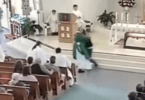 Catholic Deacon Attacked During Mass