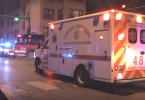 Chicago Firefighter Shot, Suspect at Large