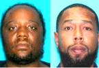 Dorzee Hill and Otis Ponds Wanted by the FBI for Alleged Drug Trafficking
