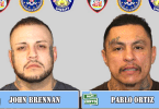 John Brennan and Pablo Ortiz Wanted by Colorado Task Force