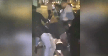 Man allegedly attacked by mob