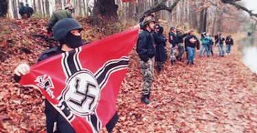 neo-Nazis and other white supremacist