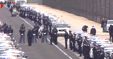 Indianapolis Police Officer Breann Leath Buried with Full Honors