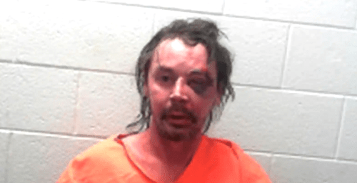 Jerry Lee Isner II Arrested