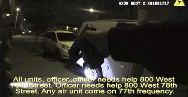 LAPD Officer Involved Shooting Caught on Camera
