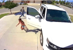 #20-166 Attempted Kidnapping Caught on Camera