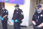 SFPD Police Chief Forbids Officers From Wearing Thin Blue Line Masks