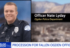 Ogden Police Officer Nathan James Lyday