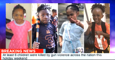 At Least 6 Children Killed in Shootings Across the US