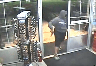 ID #20-233 Alleged robbery suspect