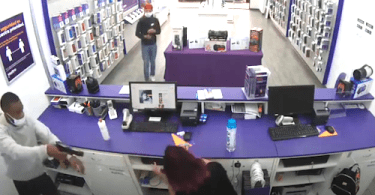 ID #20-245 Houston Cell Phone Store Robbery