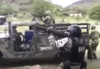 Mexico's National Police Ambushed by Cartel