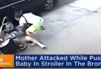 Woman Pushing Baby in Stroller Beat and Stabbed