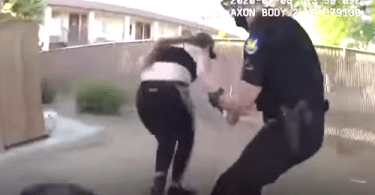 Woman Shot by Phoenix Police Caught on Camera