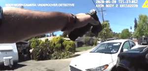 Hayward Police Release Video of Officer-Involved Shooting