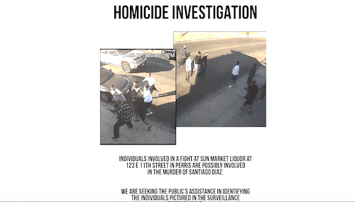 ID #20-265 Homicide suspects