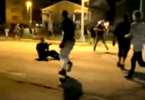 Man Allegedly Shoots 3 Rioters Attacking Him