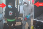 ID #20-395 Alleged looters caught on camera