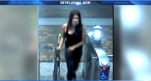 ID #20-396 Woman wanted for alleged stabbing murder in LA Metro