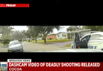 Dashcam video of deadly shooting in Brevard County released