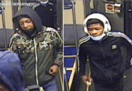 ID #20-465 Alleged Chicago robbery suspects