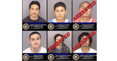 3 of 6 Merced County Escaped Inmates Captured, 3 Still Outstanding