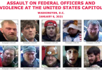 ID #21-39 Alleged suspects wanted by the FBI