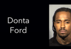 Suspect Donta Ford