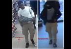 ID #21-91 Alleged robbery suspects.