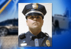 New Mexico State Police Officer Darian Jarrott