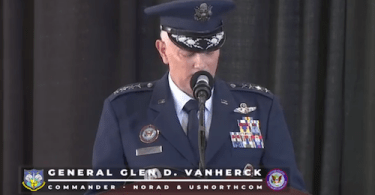 American General Claims 30% of Mexico is Ungoverned