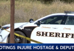 Calaveras County Sheriff's Deputy and Hostage Shot in Ambush