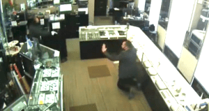 ID #21-180 Screen capture of robbery video