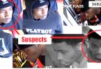 ID #21-255 Alleged suspects provided by Houston PD