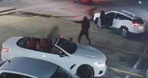 ID #21-261 Screen capture of suspect provided by Houston PD
