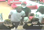 ID #21-270 Alleged suspects provided by Washington Township Police