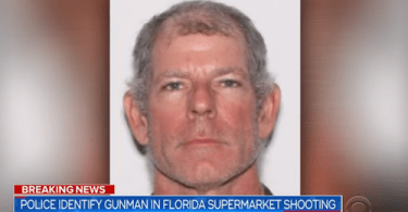Shooter Timothy J. Wall Provided by Palm Beach Sheriff