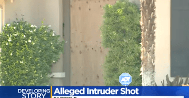Homeowner Shoots And Kills Alleged Home Invasion Suspect In Fairfield