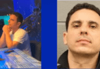 The suspect was identified as 39-year-old Danny Cazares